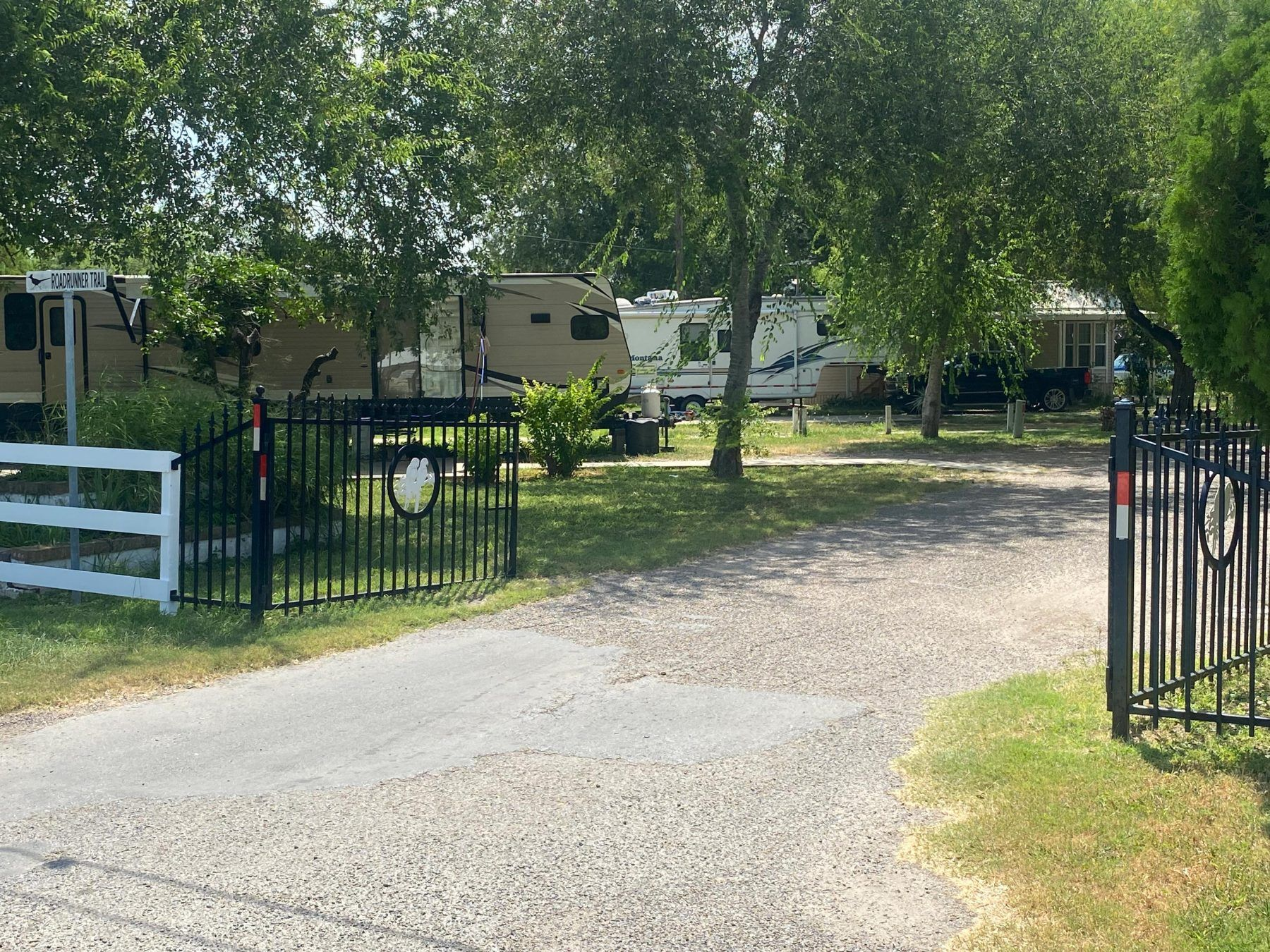Welcome to our RV Park near Mission, Texas